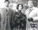 Barbara Shelley - Genuine Signed Autograph 7130